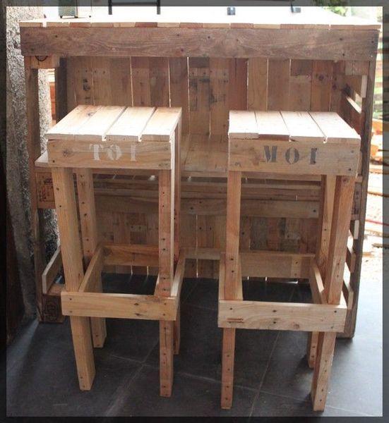 tabouret de bar id es bricolage pinterest tabourets de bar tabouret et bar. Black Bedroom Furniture Sets. Home Design Ideas
