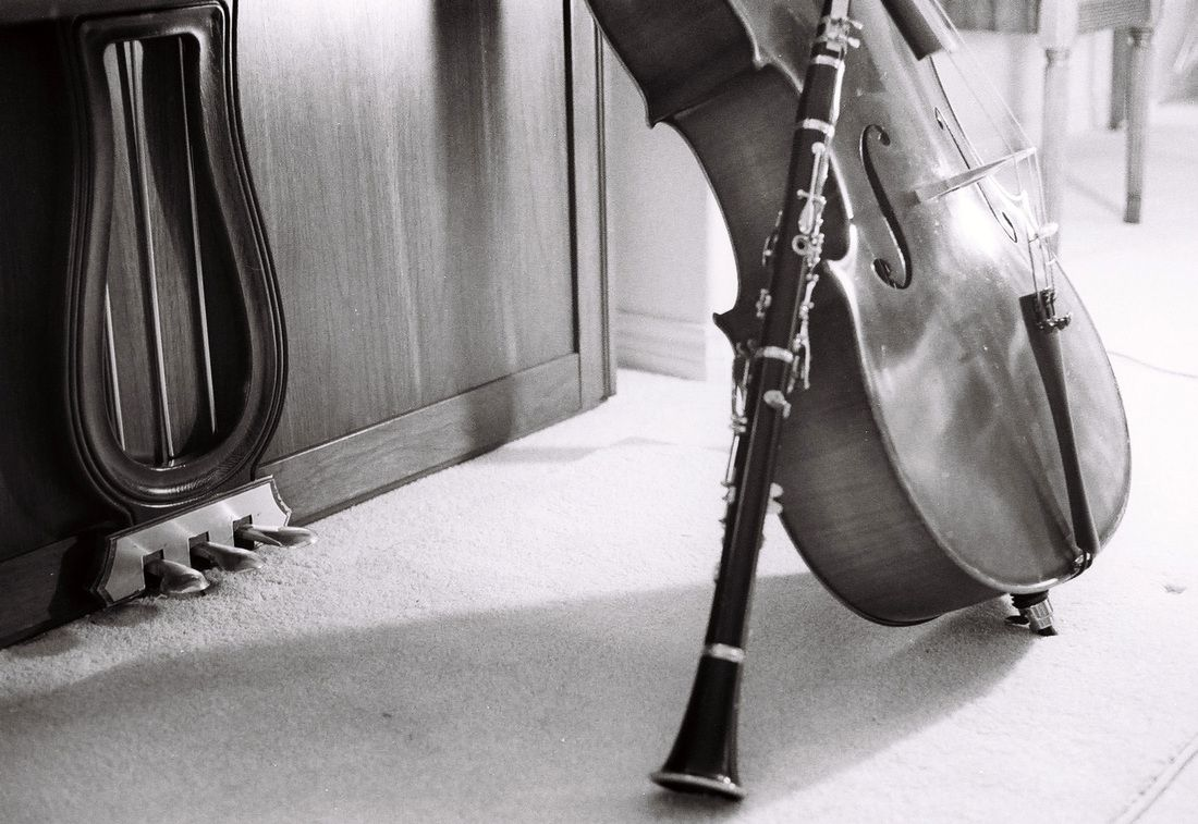×ª×•×¦× ×ª תמונה עבור piano cello clarinet†