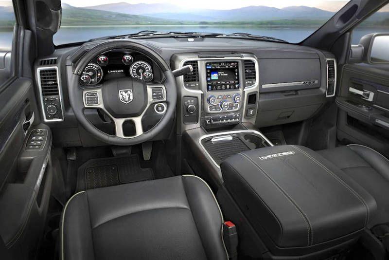 2016 dodge ram 2500 - Dodge Ram 3500 Interior