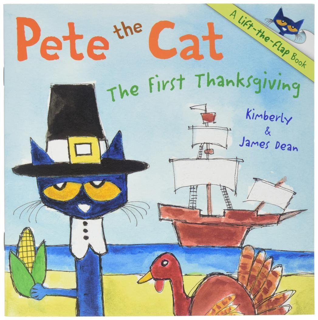 Harper Festival Pete The Cat The First Thanksgiving