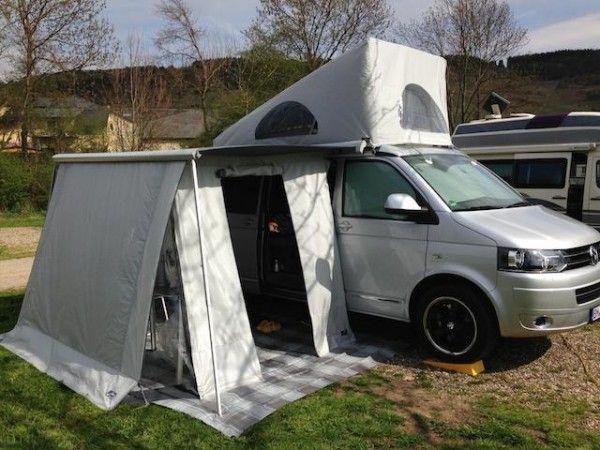Calicave Markisenzelt Zelten Campingbus Und Vorzelt Vw Bus