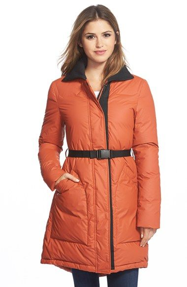 Hunter Rubber Touch Down Coat