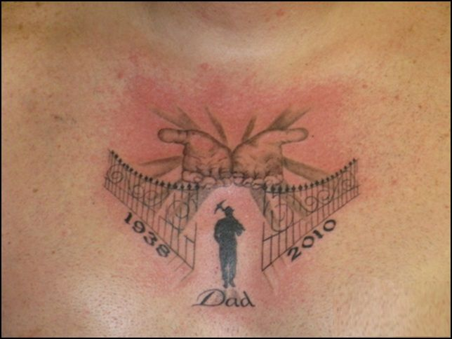 1b5c54cfcc11b in memory of dad tattoos for girls - Google Search | Tattoo ideas ...