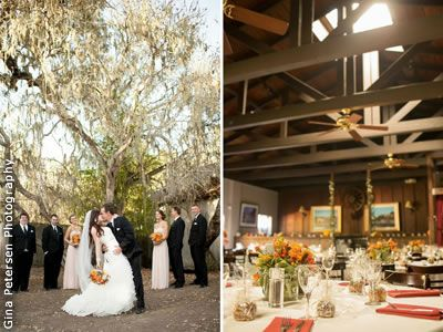 Rancho Nicasio Wedding Marin County Locations Rehearsal Dinner 94946
