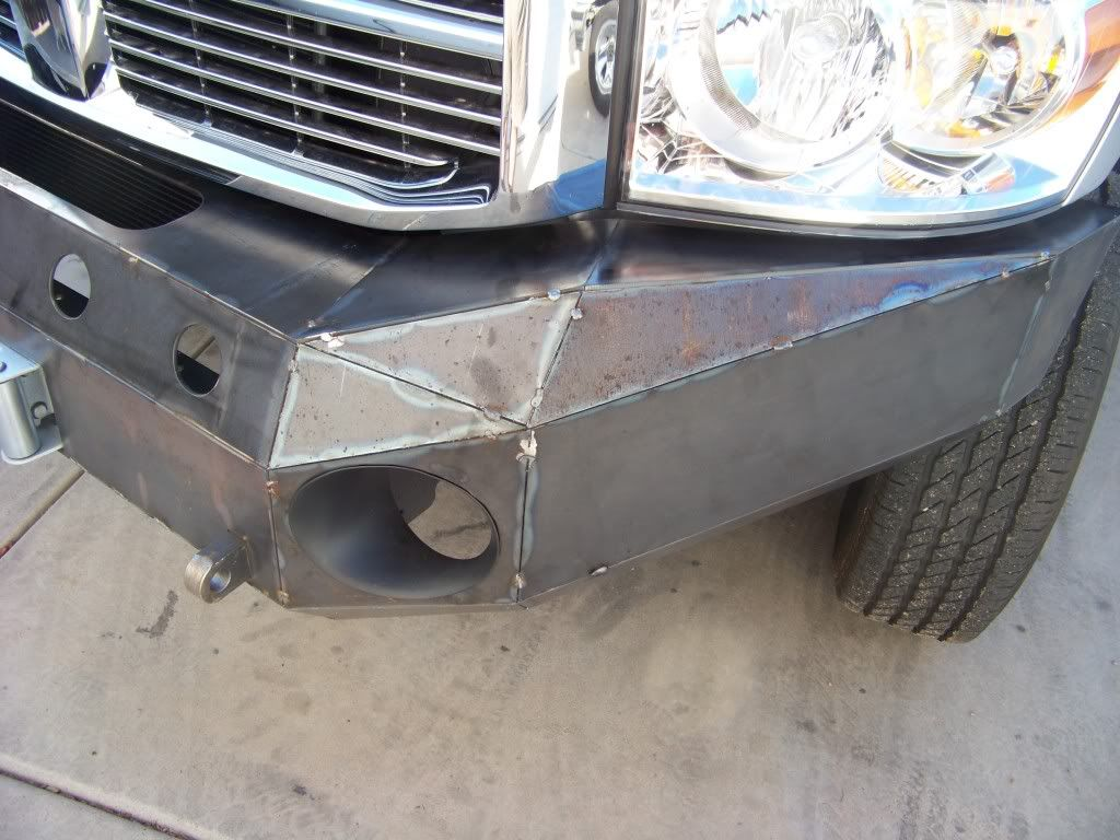 Off Road Bumper Blueprints : Dodge winch bumper ofn forums truck stuff pinterest