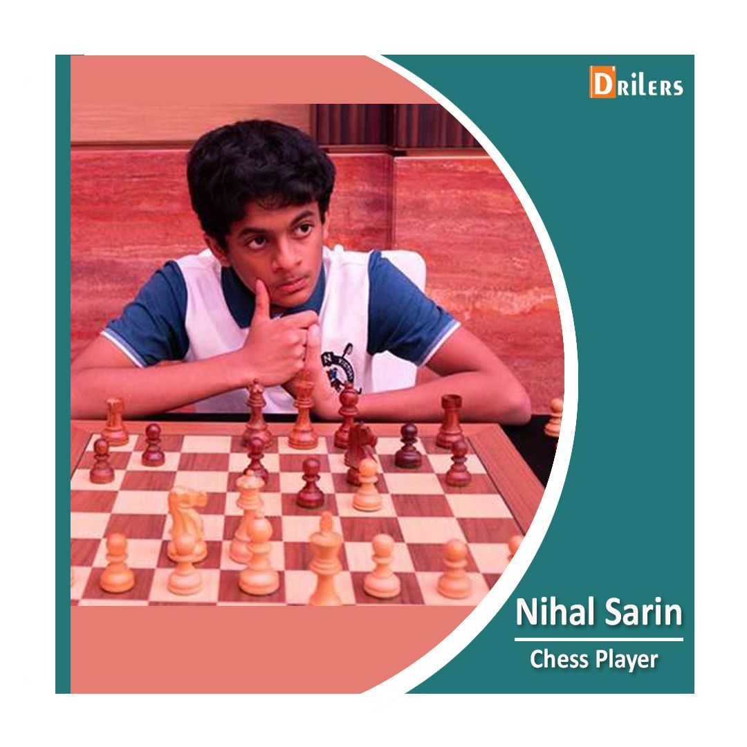 Famous personalities of india like nihal sarin in 2020