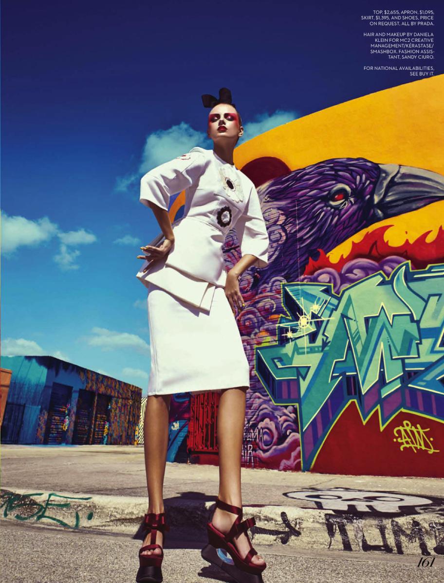 #Pop #fashion reportage for a Canadian magazine, #Canada
