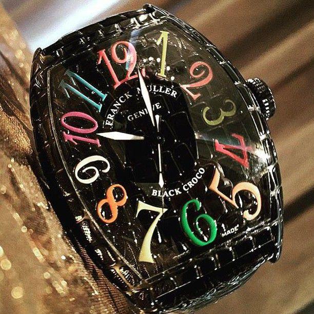 @Regrann from @watchinsanity: Marvelous @franckmuller_geneve BLACK CROCODILE #watchinsanity #instawatch #timepieces #watchs #billionairetoys #dailywatch #luxurywatch #horology #watchporn #womw #tourbillon #chronograph #wristshot #watchesofinstagram #watchnerd #watchoftheday #horophile #wruw #luxury #mondani #rolexero #menswear #gentleman #orogoli #montres #reloj #watchanish #wristporn #thebillionairesclub  By @raff_house - via #Regrann by c_carruyo