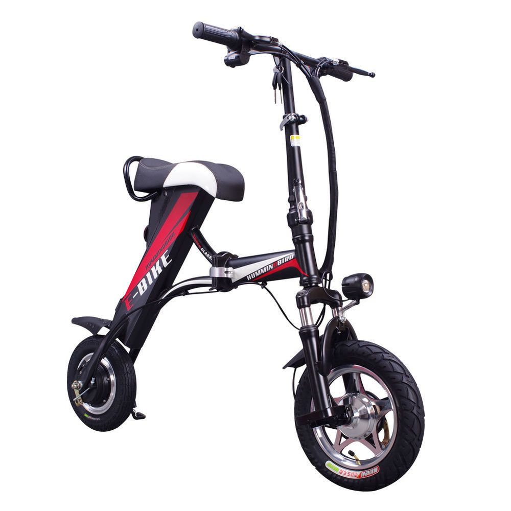 Engwe Folding Electric Scooter 36v 8ah Electric Bicycle 240w Ebike