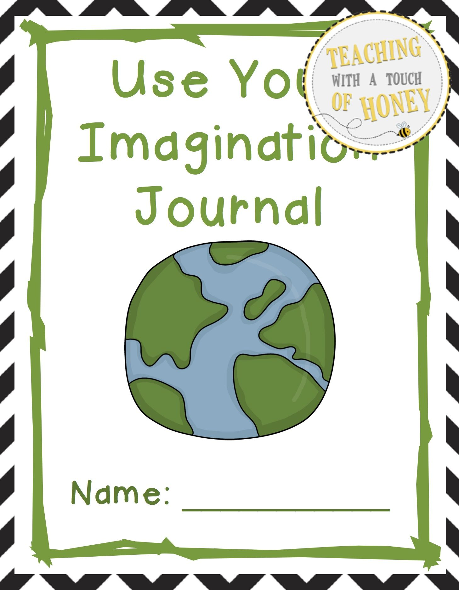$ Need ideas to get your students writing? Promote writing with these journal writing prompts that encourage students to use their imagination. These writing prompts are aligned with the COMMON CORE standards.
