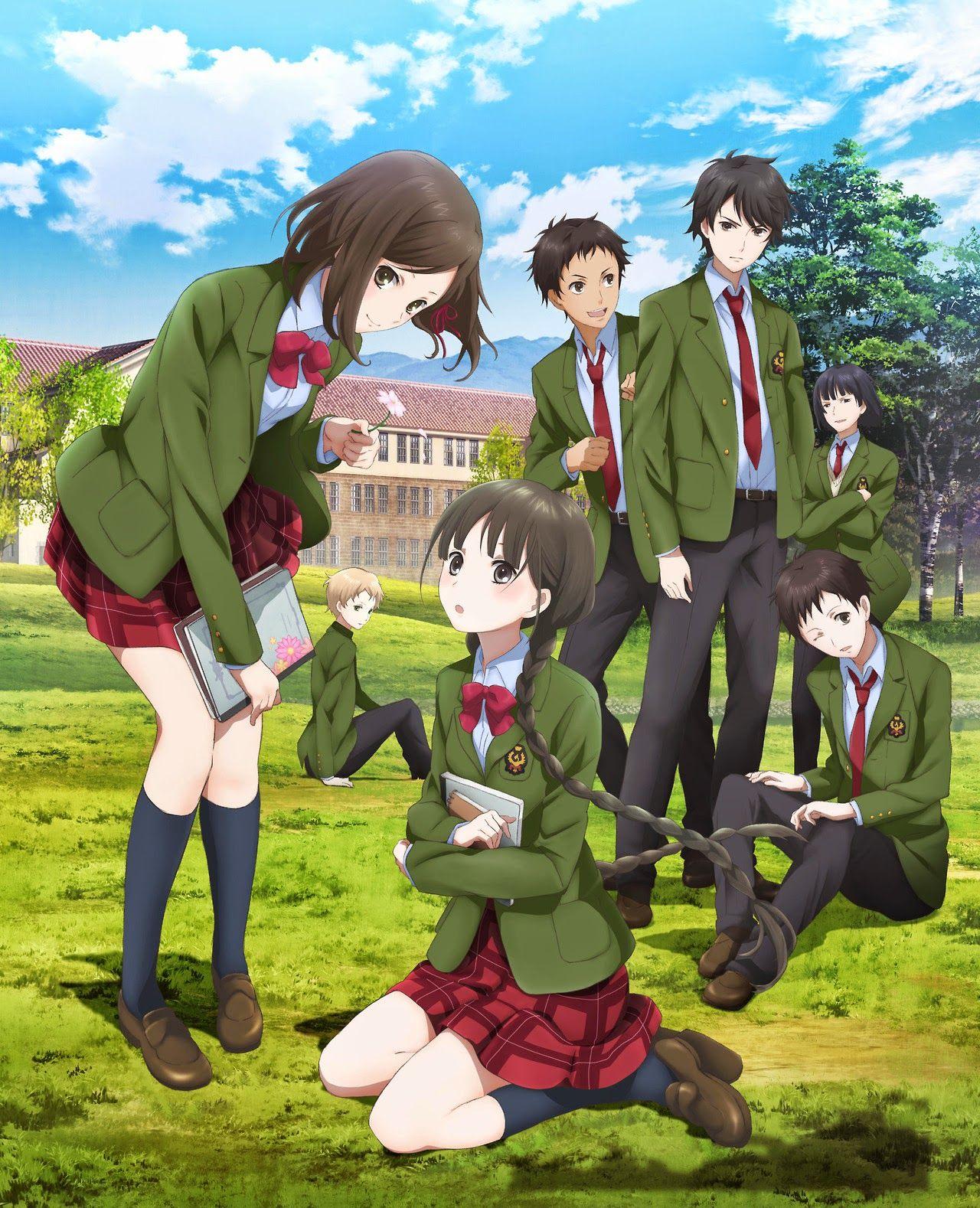 RDG Red Data Girl Anime, Tudo anime e Anime kawaii