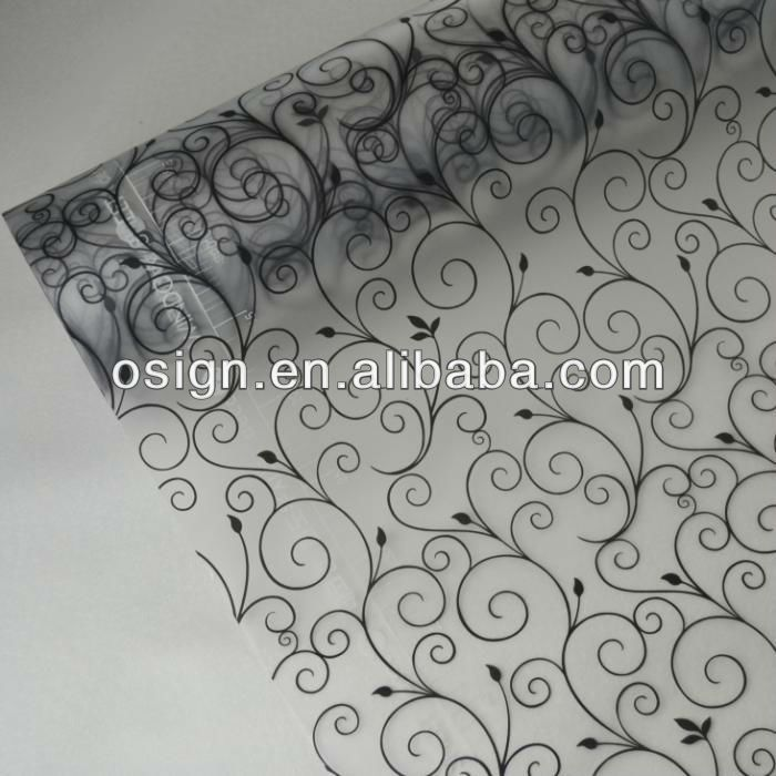 Decorative Window Film Lowes.Vinyl Stained Glass Window Film Decorative Glass Film