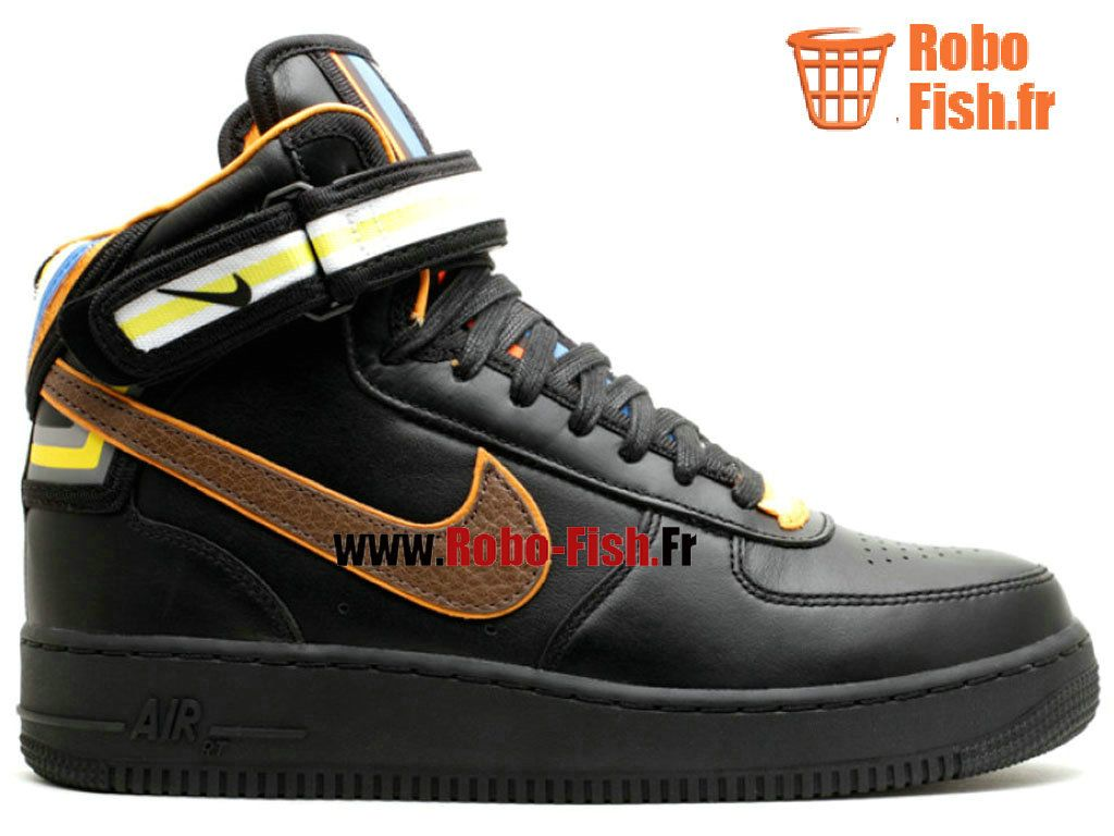 cce333e8fef Nike Air Force 1 Mid Sp Tisci - Chaussure Nike Running Pas Cher Pour Homme
