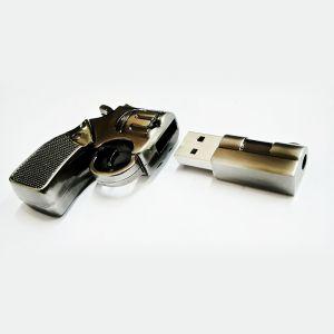 USB Metallic Pistol Gun Flash Drive – Brando - Like cowboys at dawn, whip out your flash drive with this fun pistol shaped USB drive.   #cowboys #pistol #Brando #TheStore  http://thestore.com/usb-metallic-pistol-gun-flash-drive-brando/TSLK2JJ4UY