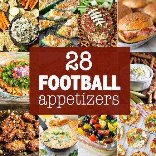 28 FOOTBALL APPETIZERSReally nice recipes. Every hour.Show me  Mein Blog: Alles rund um die Themen Genuss & Geschmack  Kochen Backen Braten Vorspeisen Hauptgerichte und Desserts