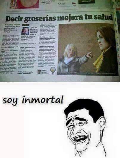 La inmortalidad al alcance de todos