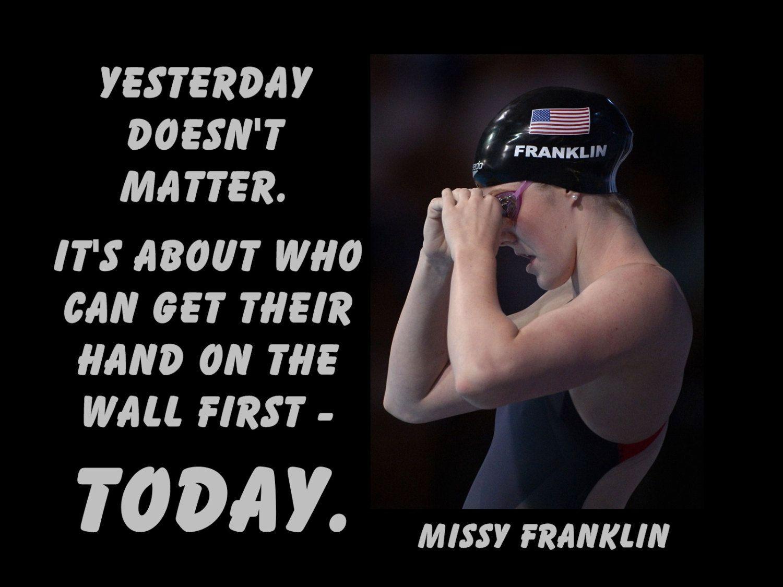 Swimming with Faith: The Missy Franklin Story (ZonderKidz Biography):  Natalie Davis Miller: 9780310747079: Amazon.com: Books