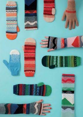 Donna Wilson gloves