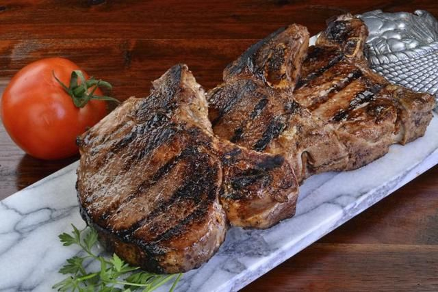How to cook pork steaks in convection oven