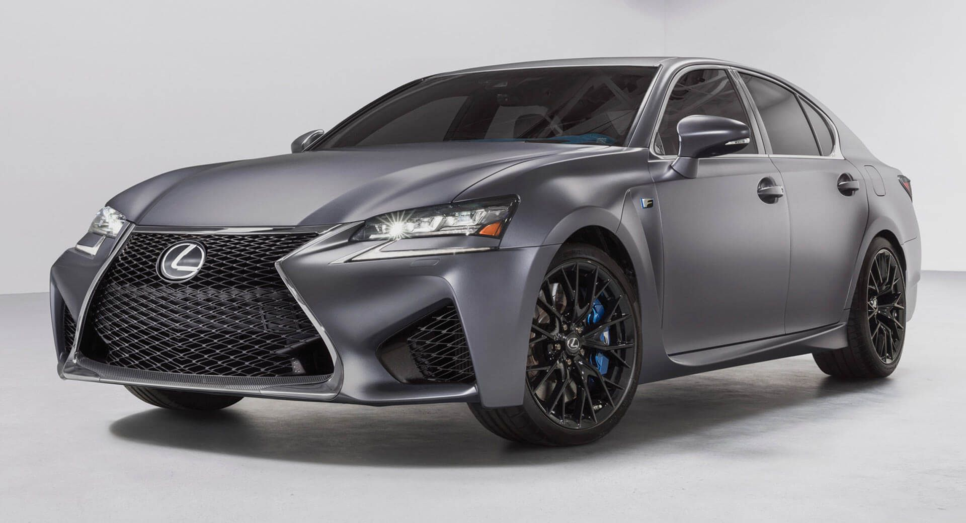 Lexus GS F And RC F 10th Anniversary Editions Sport Car