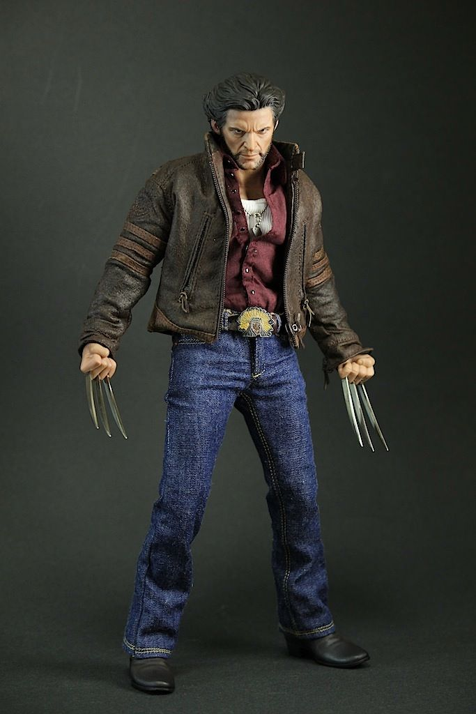 Wolverine X Men Zero Wolverine Barbie Dolls Action Figures Fashion