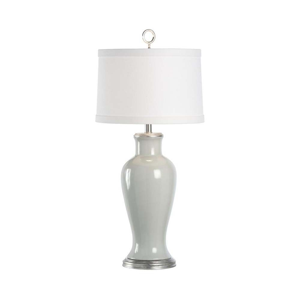 Chelsea House Lighting Grey Vase Lamp Chelsea House Table Lamp