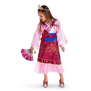 Disney Mulan Costume Collection for Kids | Disney Store  sc 1 st  Pinterest & Disney Mulan Costume Collection for Kids | Disney Store | Disney ...