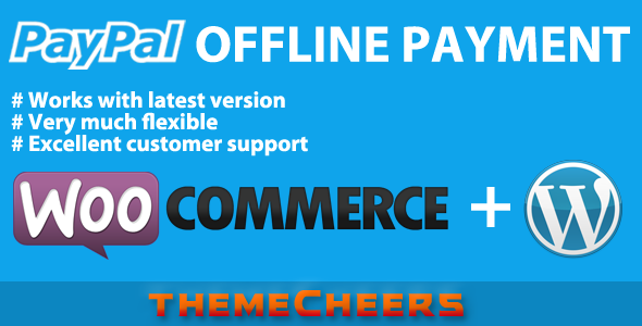 Paypal Offline Payment For Woocommerce This Templates Branding