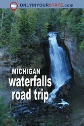 Here's The Perfect Weekend Itinerary If You Love Exploring Michigan's Waterfalls,  #Exploring #heres #ITINERARY #love #Michigans #Perfect #Waterfalls #Weekend