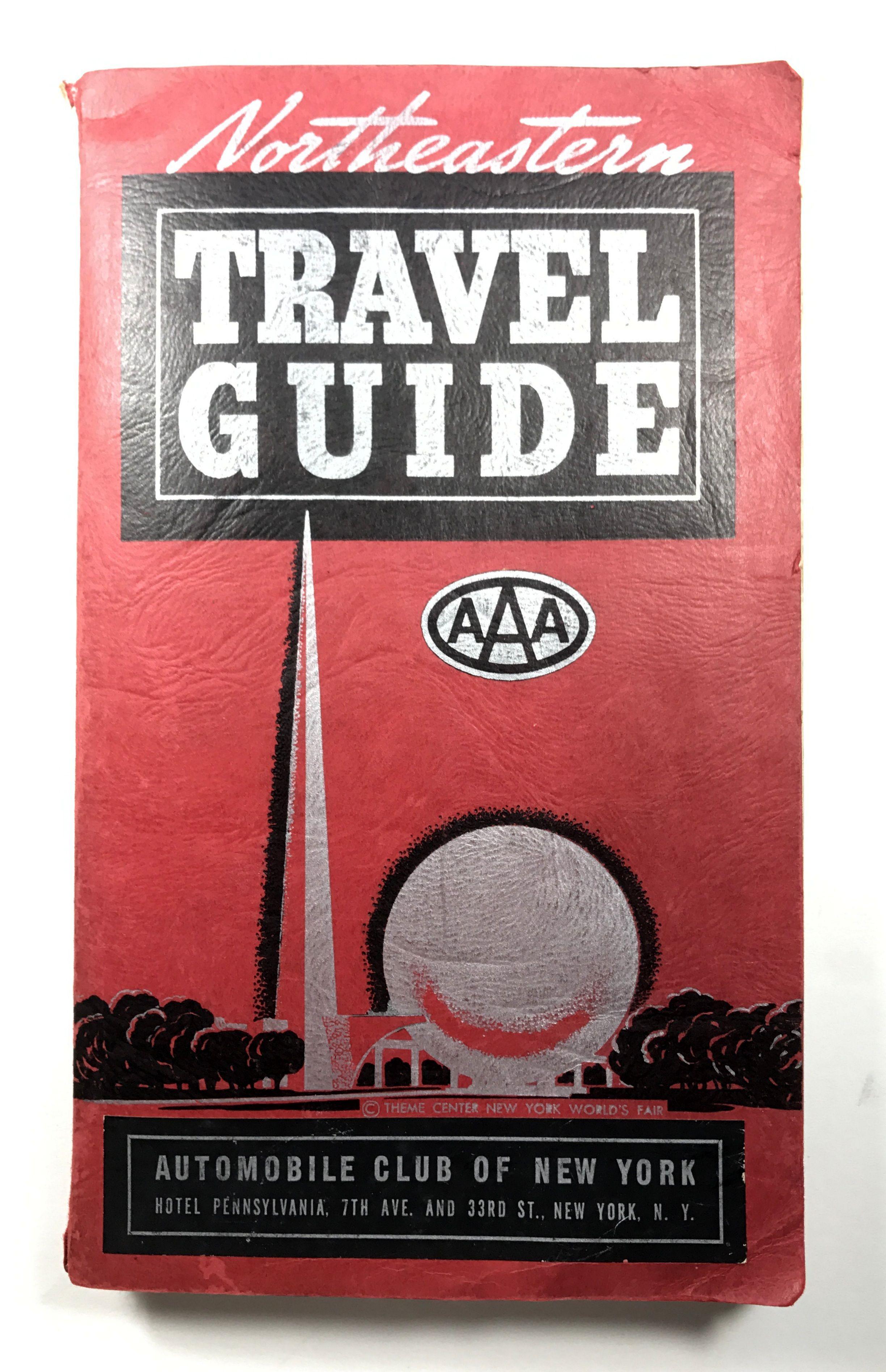 1939 new york world's fair aaa travel guide