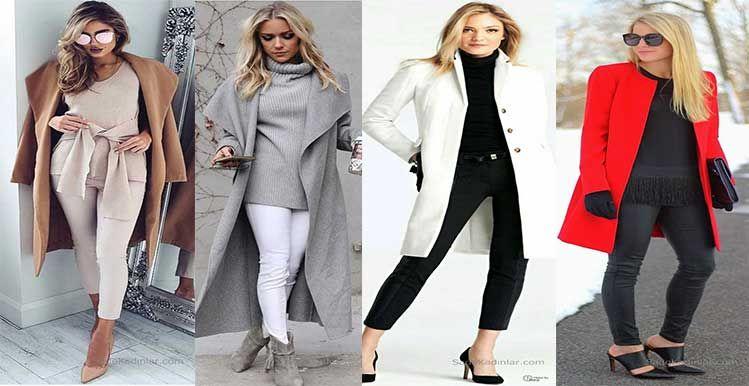 122272ae32679 2018 - 2019 Sonbahar Kış Kombinleri ve Günlük Kıyafetler | SadeKadınlar -  Moda