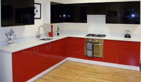 1mm #acrylic #kitchen #cabinet sheets and customized kitchen