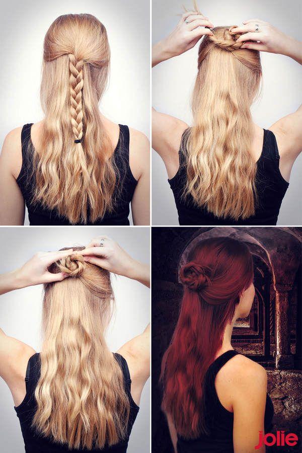 Game Of Thrones Frisuren Hair Pinterest Frisuren Lange Haare