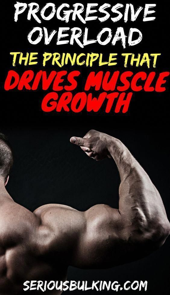 Learn how to use progressive overload to drive muscle growth! Build more muscle using the progressiv...