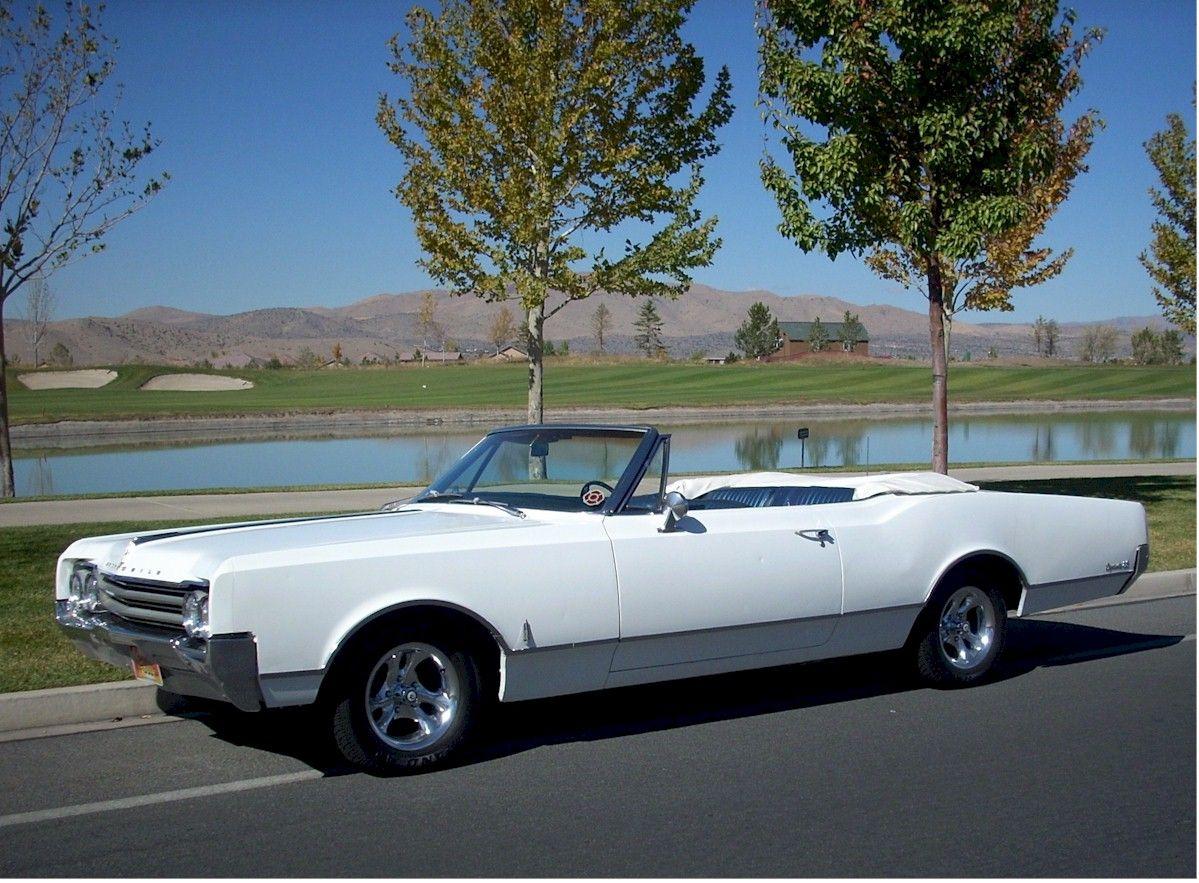 1965 Oldsmobile Dynamic 88 Convertible | Old School | Pinterest ...