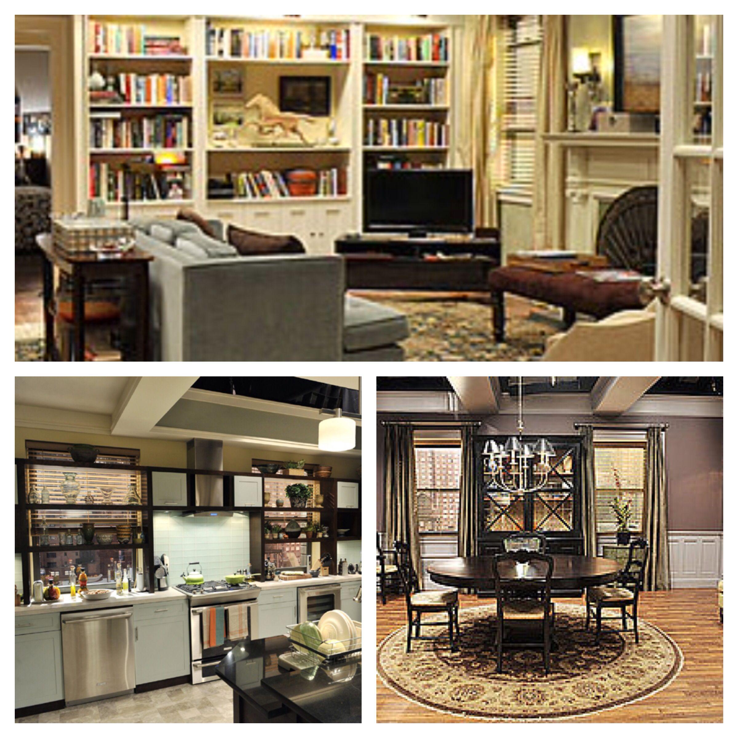 Diy Home Decor Ideas Alicia Florrick Apartment Floor Plan