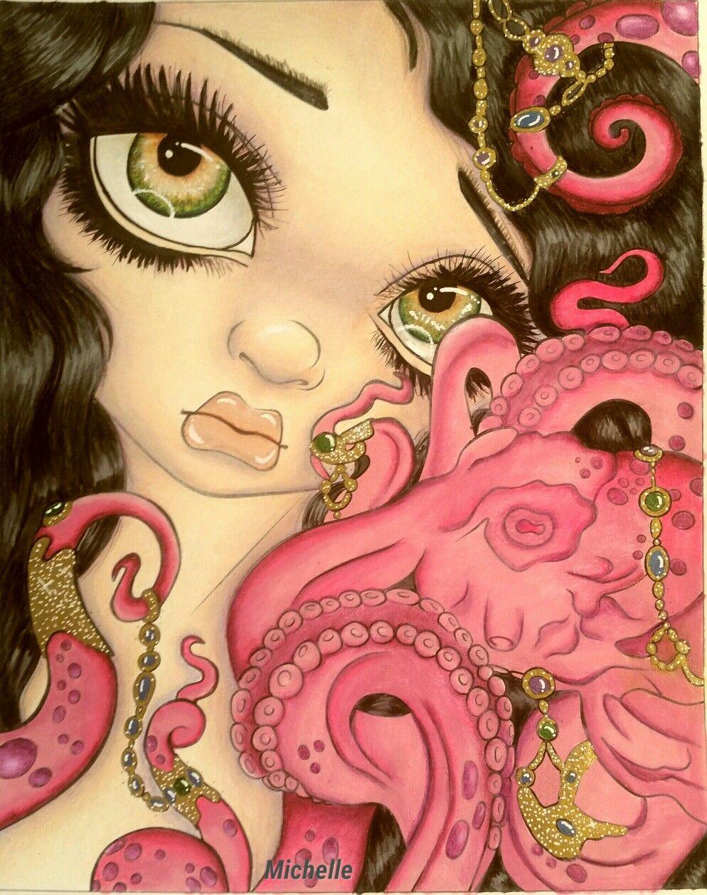 Jasmine Beckett Griffith | Jasmine becket griffith, Mermaid books, Becket