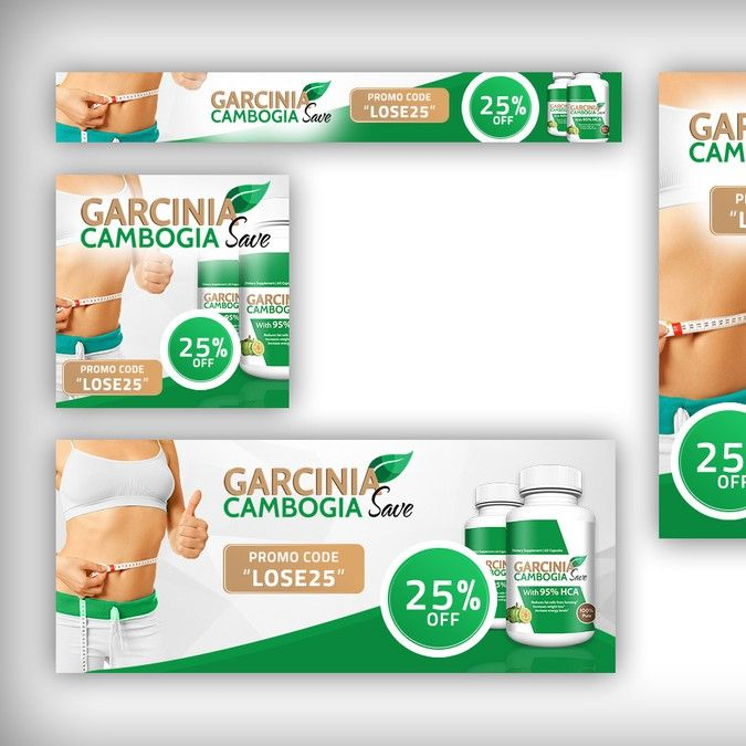Create Banner Ads For Our Weight Loss Company By Bryanmaxim Logo