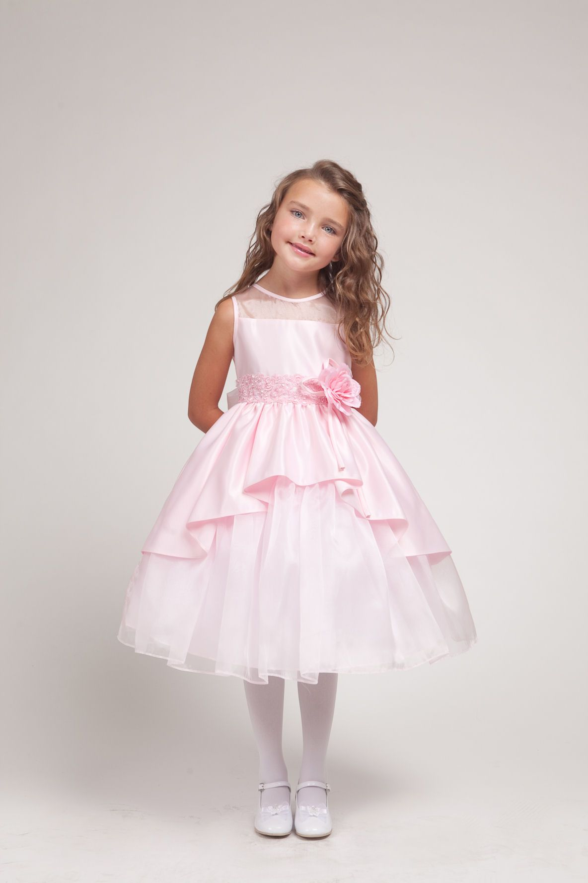 Pink flower girl dresses uk wallpaper bello vestido para ponerse pink flower girl dresses ombrellifo Gallery