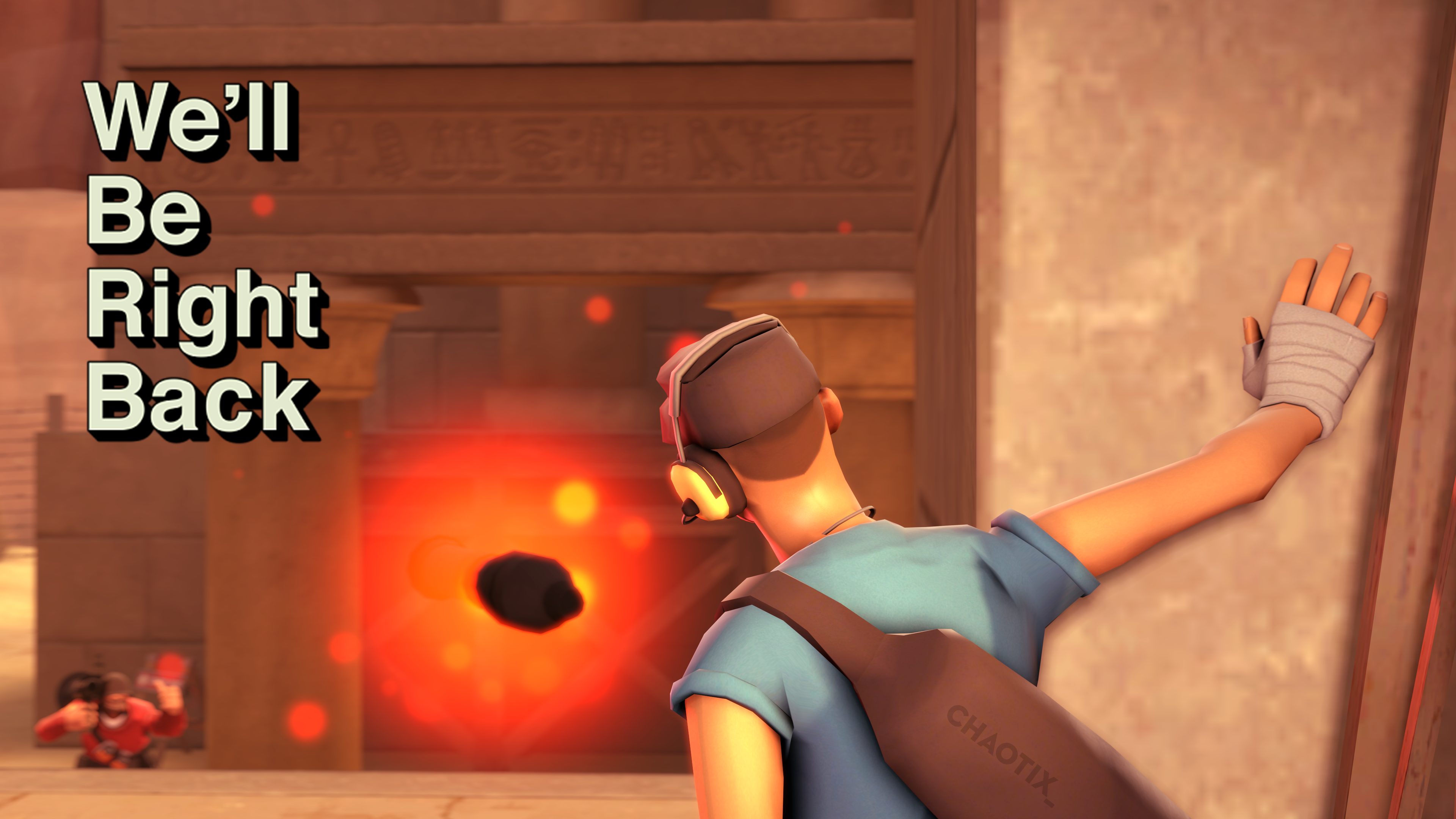 We Ll Be Right Back Games Teamfortress2 Steam Tf2 Steamnewrelease Gaming Valve Team Fortress 2 Team Fortess 2 Team Fortress