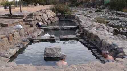 Arnedillo termas termas naturales balneario espa a y viajar por espa a - Piscinas naturales la rioja ...