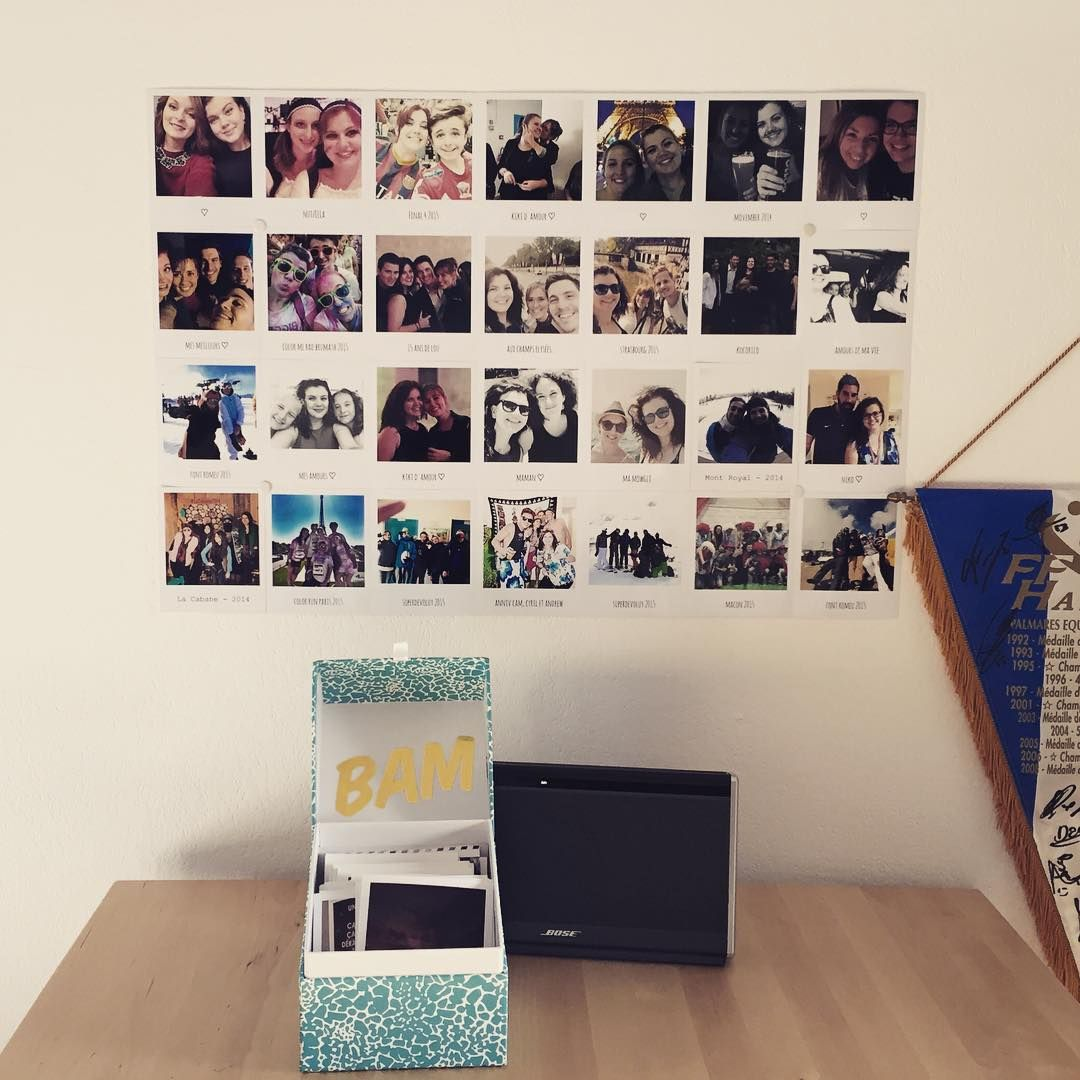 Cheerz | Big Fat Box A big box of photos, polaroid | Present ideas ...