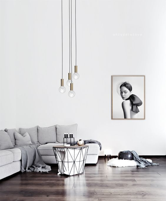 10 dreamy minimal rooms that you will love - Daily Dream Decor