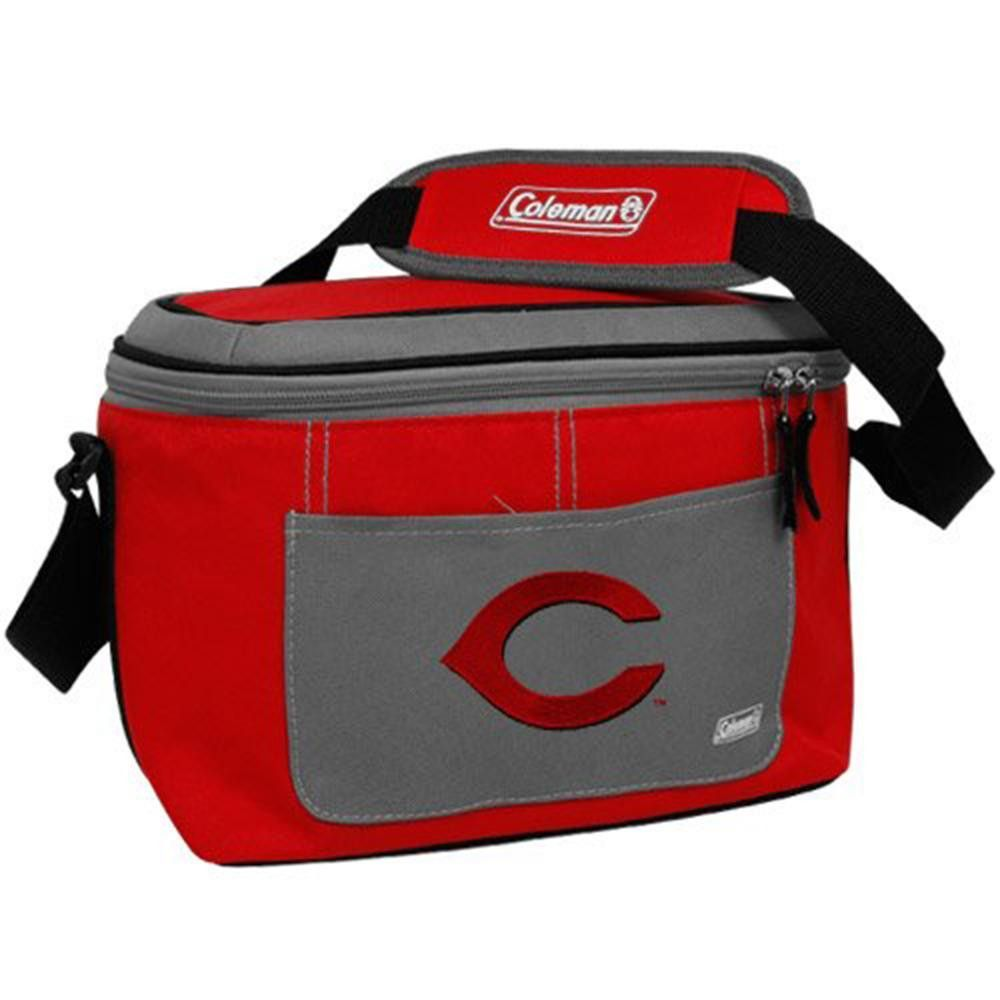 Cincinnati Reds MLB 12 Can SoftSided Cooler Soft sided