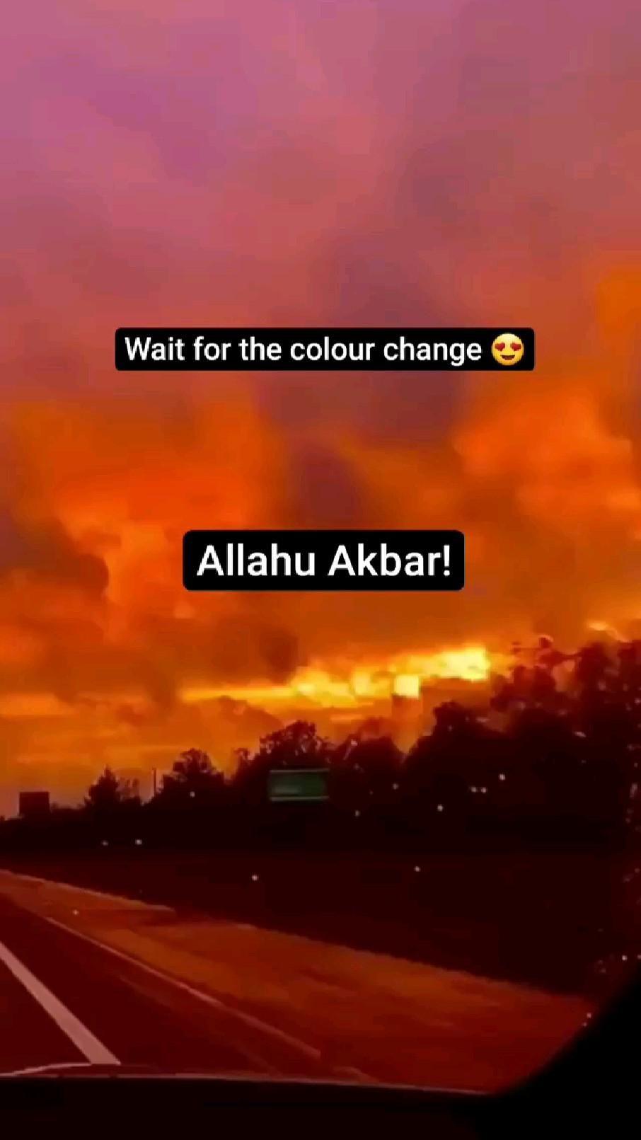 Allahu Akber