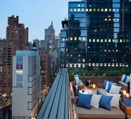 New York Rooftop Restaurants