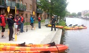 Groupon - Kayaking or Canoeing For One or Two from €12 with Extreme Time Off (50% Off) in Dublin. Groupon deal price: €12
