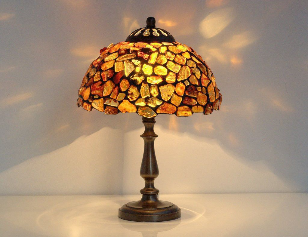 The custom order for sky wang five amber table lamps as follows the custom order for sky wang five amber table lamps as follows amber ball geotapseo Gallery