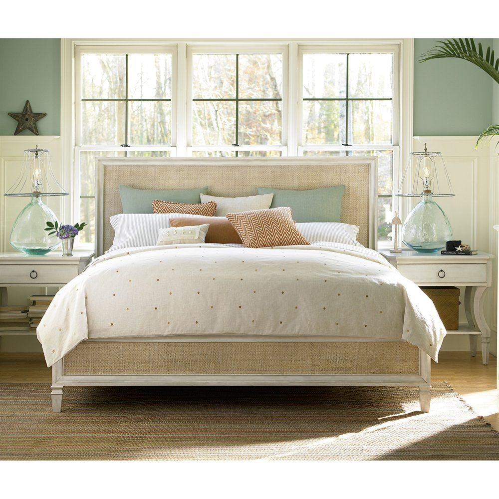 Shop Universal Furniture 9872 Summer Hill Woven Accent Bed At Atg