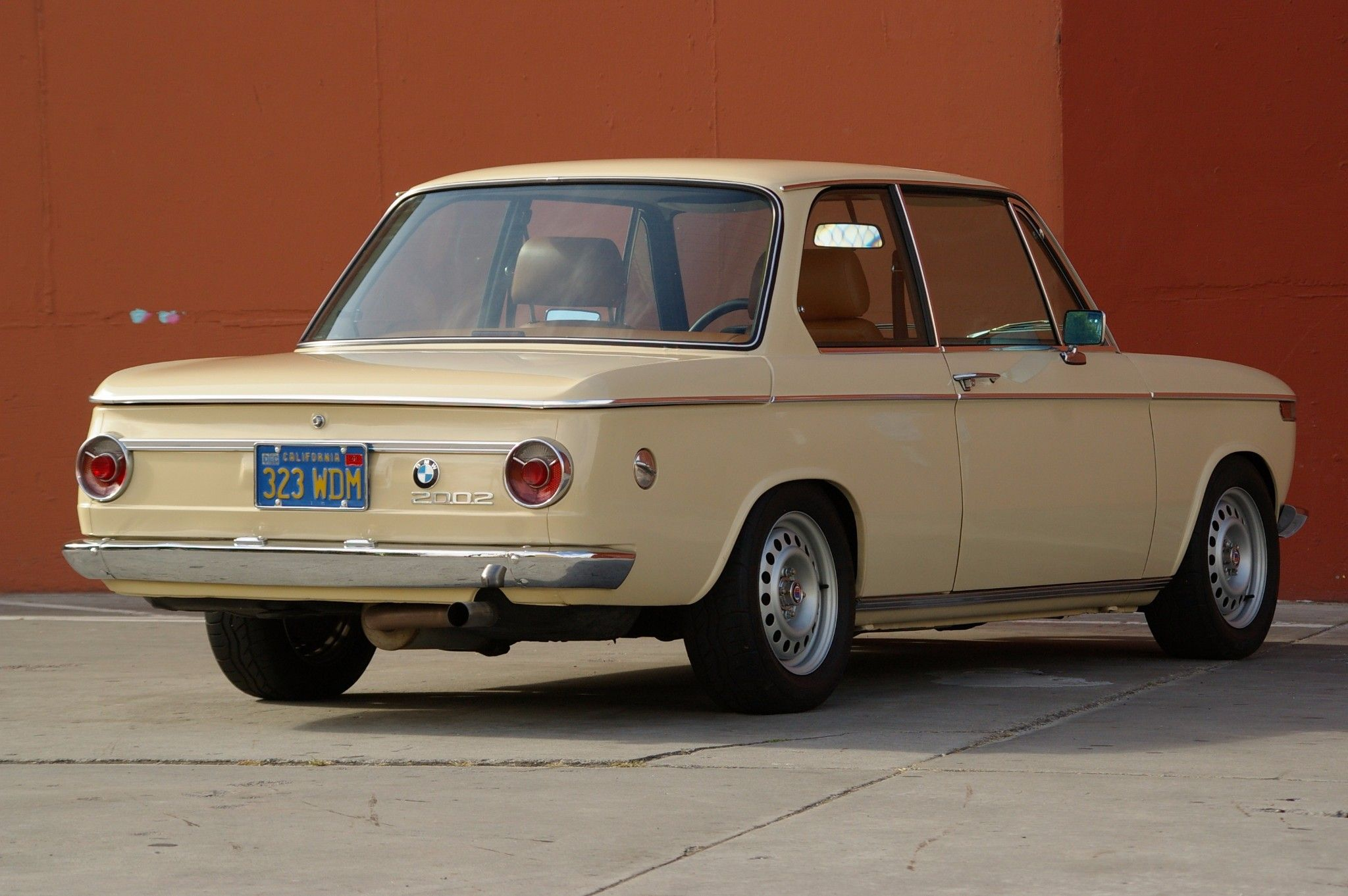 This 1973 bmw 2002 has been with the seller for 11 years and is modified with